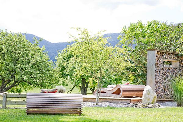 Der design garten auf dem hof gottenau - Bauernhof garten ...